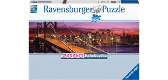 Ravensburger Puzzle Bay Bridge Panorama
