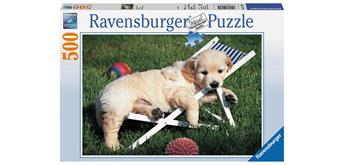 Ravensburger Puzzle Golden Retriever