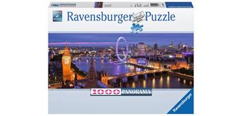 Ravensburger Puzzle Panorama London bei Nacht