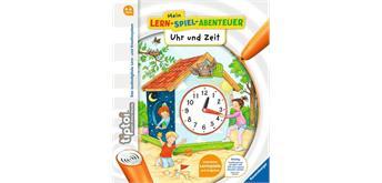 Ravensburger Tiptoi - 65885 Buch Uhr und Zeit