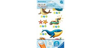 Ravensburger tiptoi Create:Sticker Meerestiere