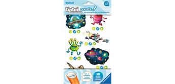 Ravensburger tiptoi Create:Sticker Weltall