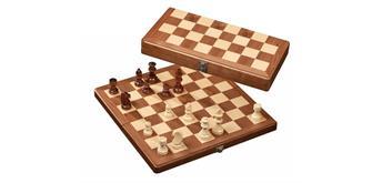 Schachkasette Walnuss
