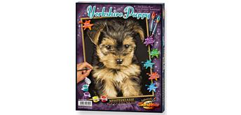 Schipper - Malen nach Zahlen - Yorkshire Puppy