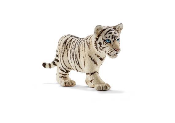 Schleich 14732 Tigerjunges, weiss