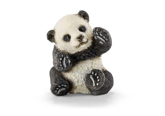 Schleich 14734 Pandajunges, spielend