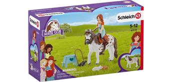 Schleich 42518 Horse Club Mia & Spotty