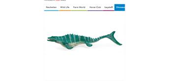 Schleich Dinosaurs 15026 - Mosasaurus