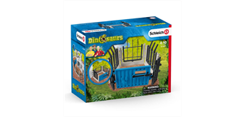 Schleich Dinosaurs 41469 - Zaun Erweiterungsset