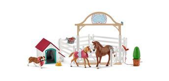 Schleich Horse Club 42458 Hannahs Gastpferde