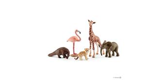 Schleich Wild Life 42388 Wild LIfe Tier-Mix
