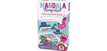 Schmidt - Mandala Stempelset (Metalldose)