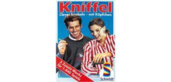 Schmidt Spiele 49039 Kniffelblock 3er Pack