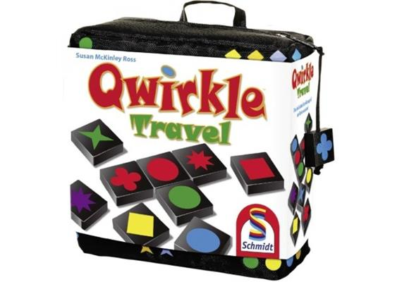 Schmidt Spiele Qwirkle Travel - 6+