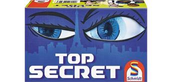 Schmidt Spiele Top Secret, Spiel des Monats Oktober/November