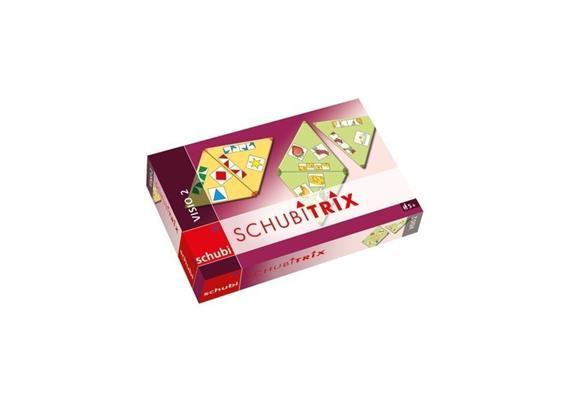 SCHUBITRIX Visio 2 - gepuzzelte Objekte