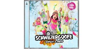 Schwiizergoofe - Herbscht und Winter, Mundart 2 CDs