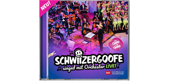 Schwiizergoofe - singed mit Orchester (Live)