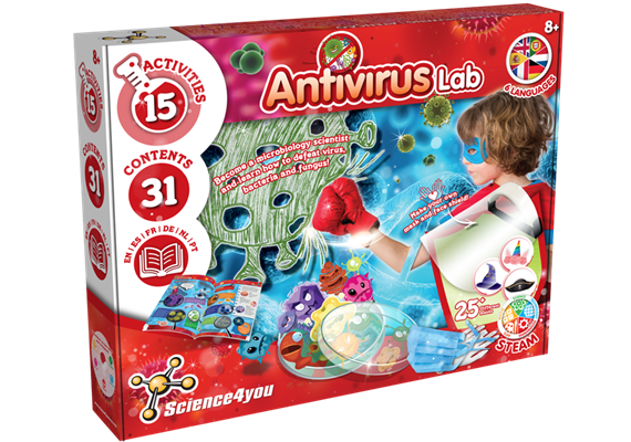 Science4you - Antivirus Lab Science4you