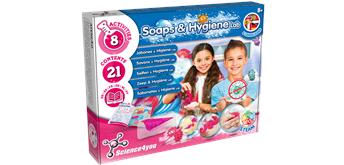 Science4you - Seifen & Hygiene Lab