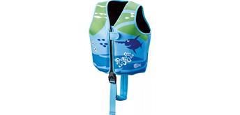 Sealife 09639-008 S - Schwimmweste, blau/grün Grösse S