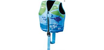 SEALIFE Schwimmweste, blau/grün Grösse M