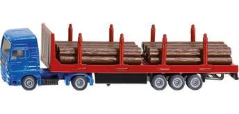 Siku 1659 Holz-Transport-LKW 1:87
