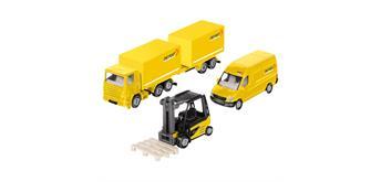 Siku 6324 Logistik Set Die Post