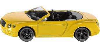 siku Super: 1507 Bentley Continental GT V8 Convertible