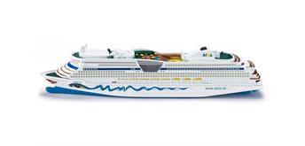 siku Super: 1720 Kreuzfahrtschiff Aida