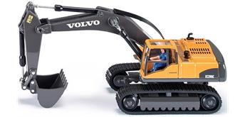 siku Super: 3535 Hydraulikbagger Volvo EC 290 [1:50]