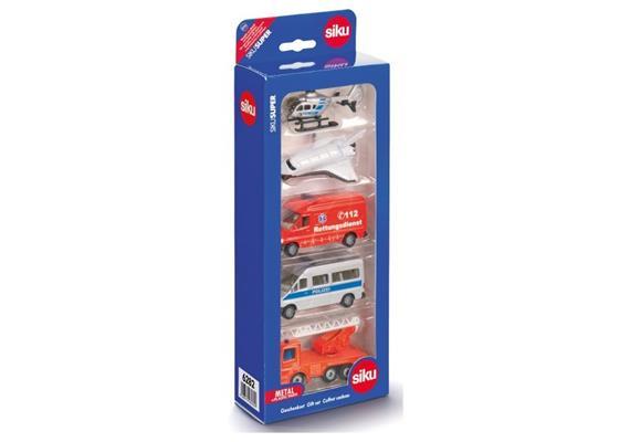 siku Super: 6282 Geschenkset Fahrzeuge assortiert