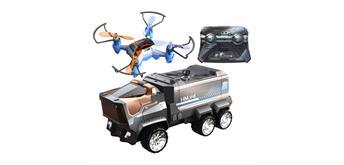 Silverlit - Drohne Mission mit Truck