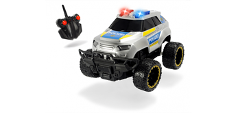 Simba - 201119127 - RC Police Offroader, RTR