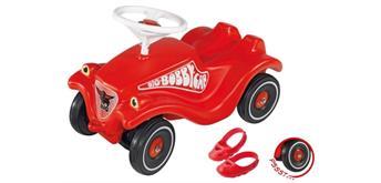 Simba BIG-BOBBY-CAR mit Flüsterrädern und Schuhschohner