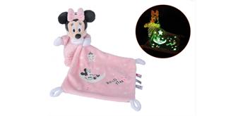 Simba - Disney Minnie GID Schmusetuch, Starry