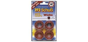 Sohni-Wicke Munition 12-Schuss, 4 Dosen