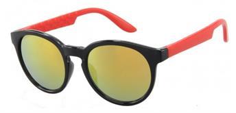 Sonnenbrille - UV 400 Cat. 3 für Kinder rot