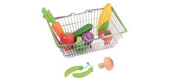 Spielba Einkaufskorb mit Gemüse