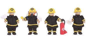 Spielba Feuerwehrmänner Set