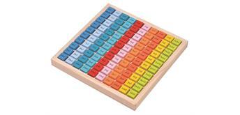Spielba Multiplikations-Tabelle (10 x10)