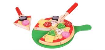 Spielba Pizza magnetisch zum Schneiden mit Zubehör