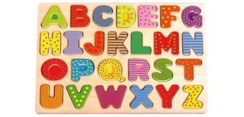 Spielba Puzzle Grossbuchstaben