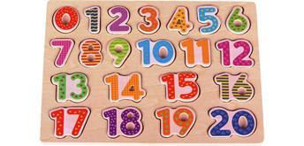 Spielba Puzzle Zahlen