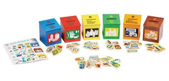 Spielba Recycling Lern-Set