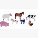 Spielba Tier Set 7-teilig