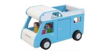 Spielba Wohnwagen mit Zubehör