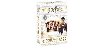 Spielkarten - Harry Potter Gold