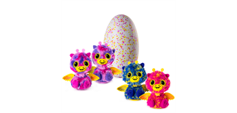 Spinmaster Hatchimals Surprise Giraven