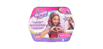 Spinmaster Hollywood Hair Styling Pack Star Truck